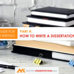 How to Write Dissertation Abstract