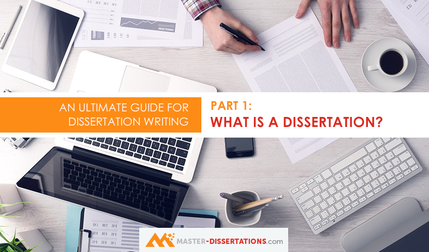what is dissertations