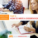 How to Create an Appendix for a Dissertation